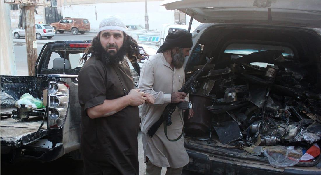"""مسؤول أمريكي: داعش يعلن حالة الطوارئ في الرقة ويعيد تمركز عناصره خوفا من حصار """"عاصمة دولته"""""""