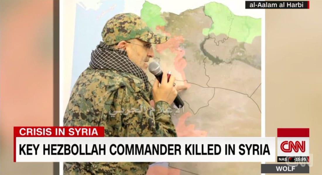 فيصل القاسم يعلق على نظرية قتل حزب الله لمصطفى بدرالدين.. ويبين: الحزب يخشى أو محرج من تسمية القاتل الحقيقي