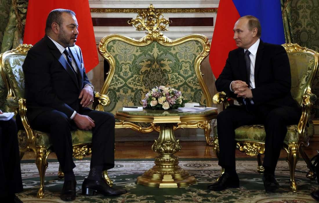 التوجه المغربي نحو روسيا والصين.. أيّ انعكاس على الخلاف مع الجزائر؟
