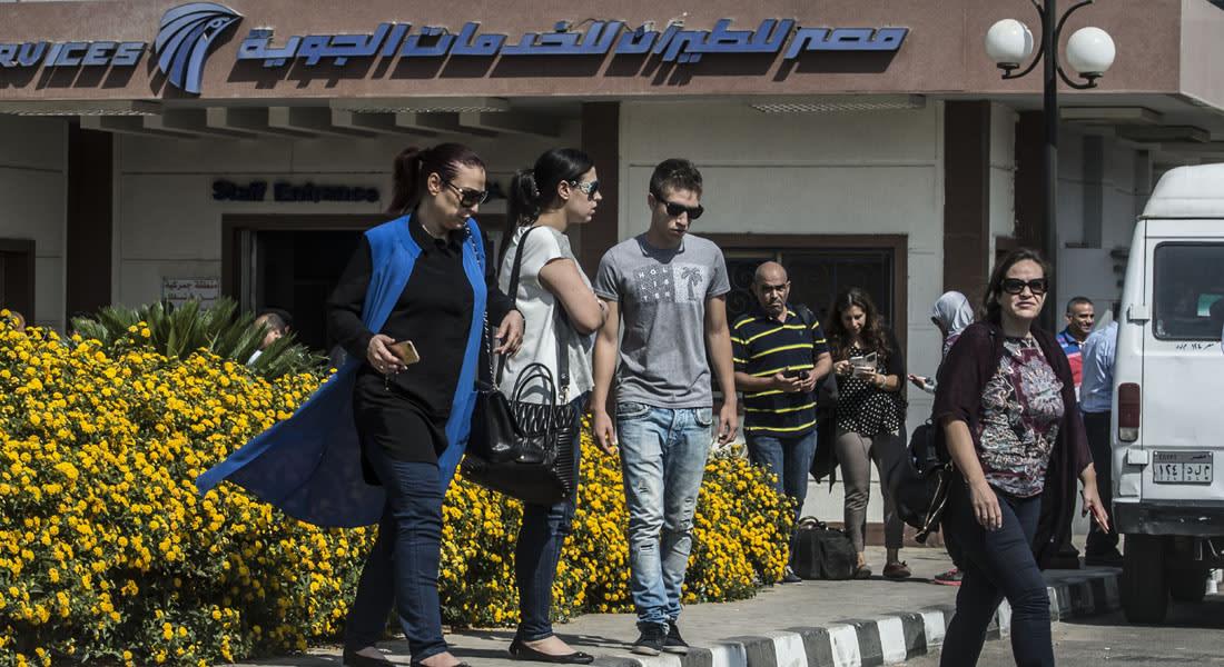 اليونان: طائرة مصر للطيران انحرفت 90 درجة يسارا ثم 360 درجة يمينا واختفت بعد دخول الأجواء المصرية