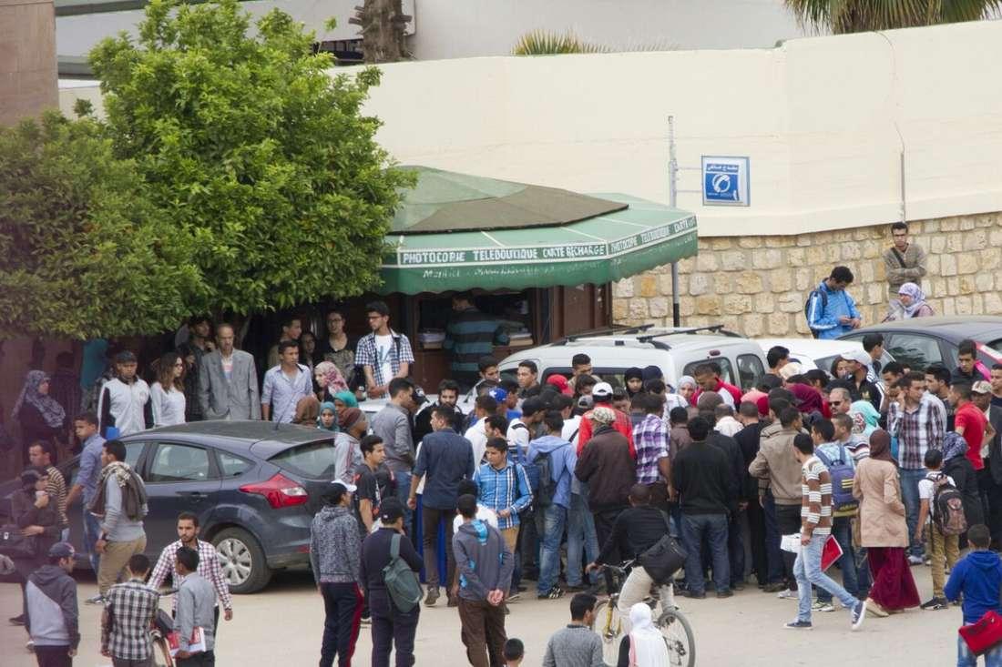 جامعة مغربية: طلبة حاكموا فتاة بالصفع مئتي مرة وحلق الشعر والحاجبين