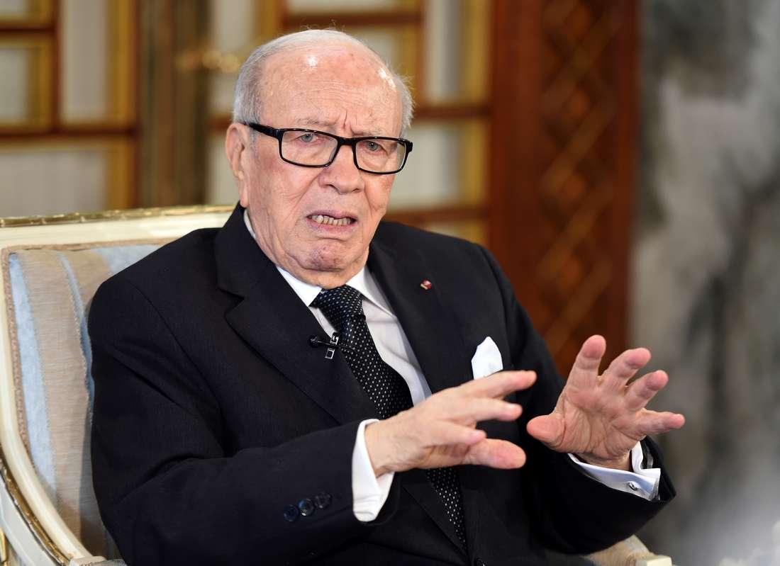 الرئيس التونسي: كل من حاول الحكم عبر الإسلام السياسي مصيره الفشل