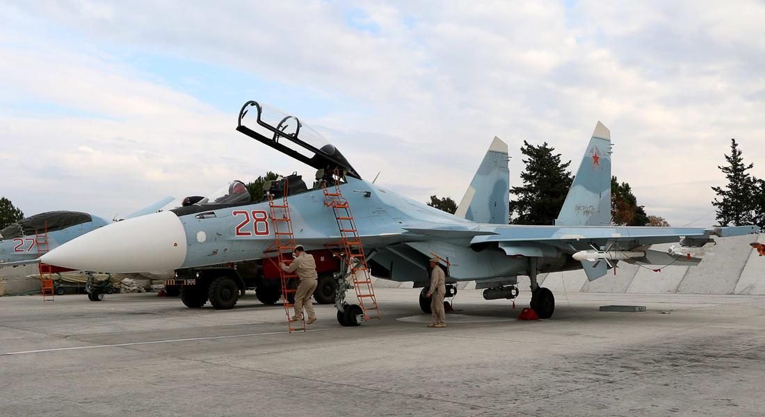 لافروف: روسيا مستعدة للتنسيق مع التحالف الدولي لتحرير الرقة من داعش