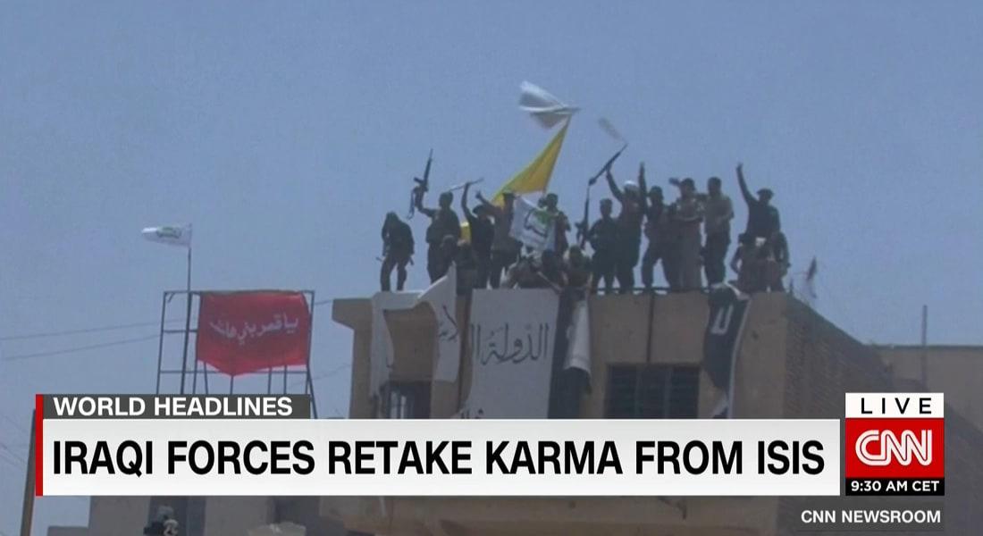 السكرتير الإعلامي بالبنتاغون لـCNN: الميليشيات الشيعية ستبقى خارج الفلوجة.. ويمكن استخدام مثال الرمادي مرارا