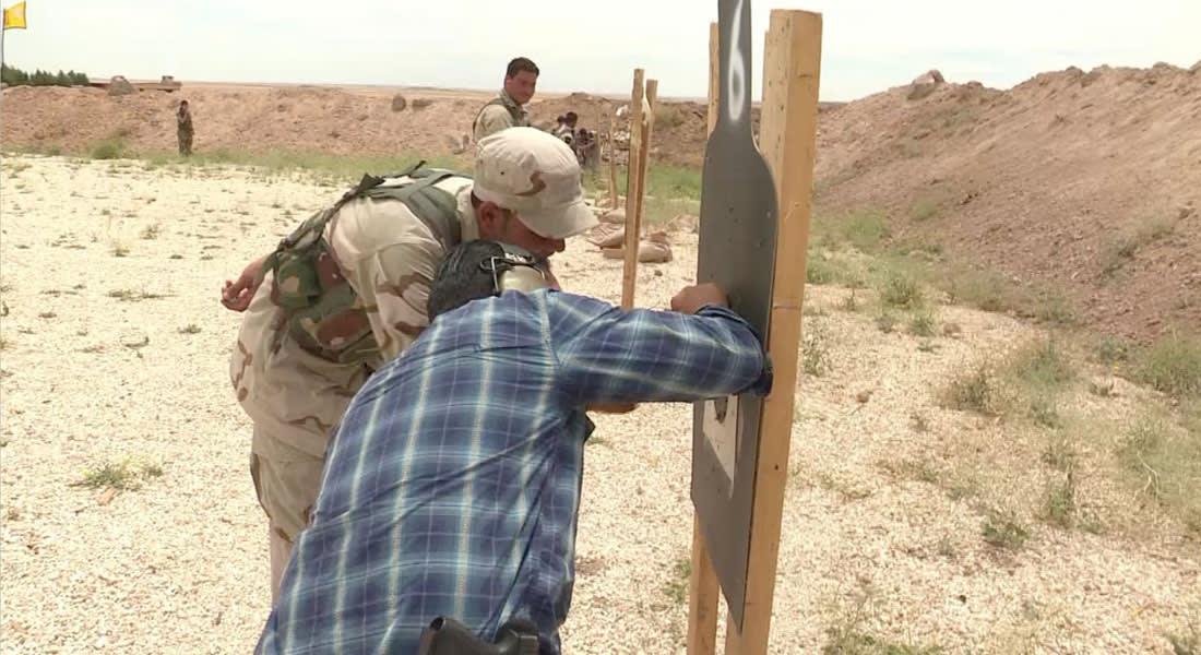 """مسؤولون لـCNN: قوات أمريكية خاصة تدعم هجوم """"قوات سوريا الديمقراطية"""" على داعش في منبج"""