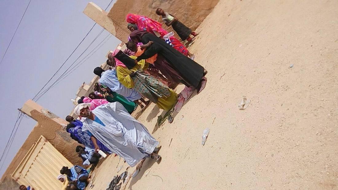مصرع عشرة أشخاص في نواكشوط خلال تدافع للحصول على الزكاة