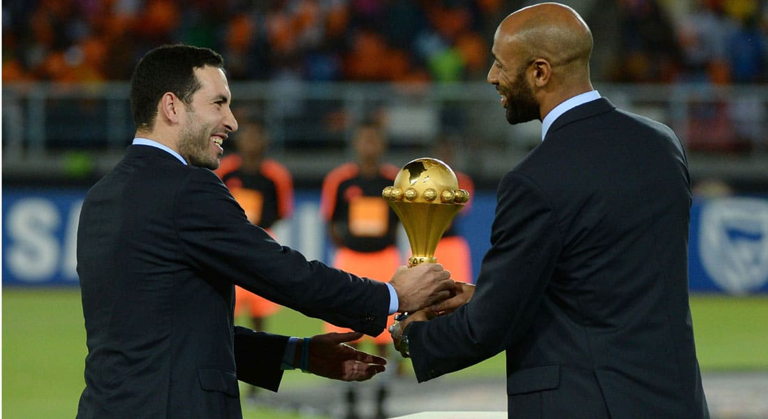 تأهل مصر والجزائر والمغرب لكأس أمم إفريقيا
