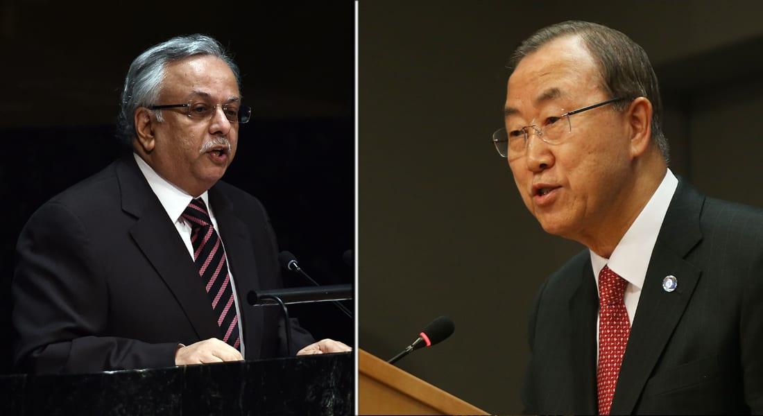 بان كي مون يرضخ لمطالب السعودية ويحذف المملكة والتحالف العربي من قائمة الأمم المتحدة السوداء بشأن أطفال اليمن