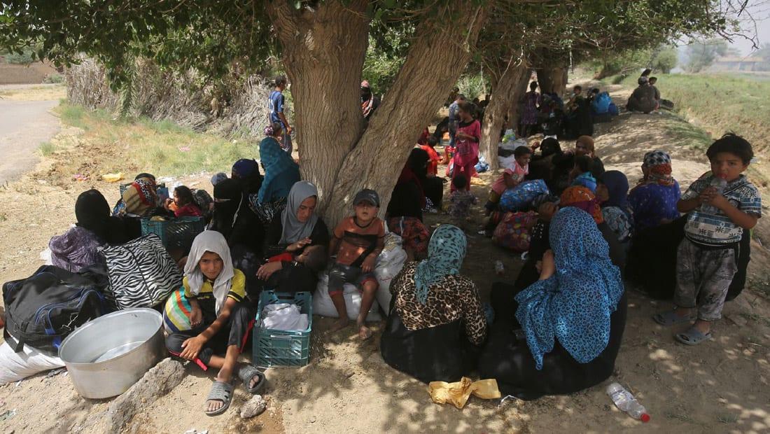 """الأمم المتحدة تتحدث عن انتهاكات من موالين للحكومة تصل للقتل بالفلوجة والجعفري يندد بـ""""حملات التشويه"""""""