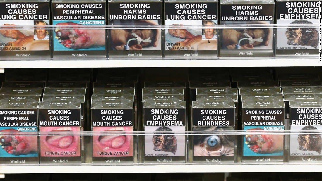"""علم النفس والإعلان: هل يستطيع لون """"الفضلات البشرية"""" ردع المدخنين عن التدخين؟"""