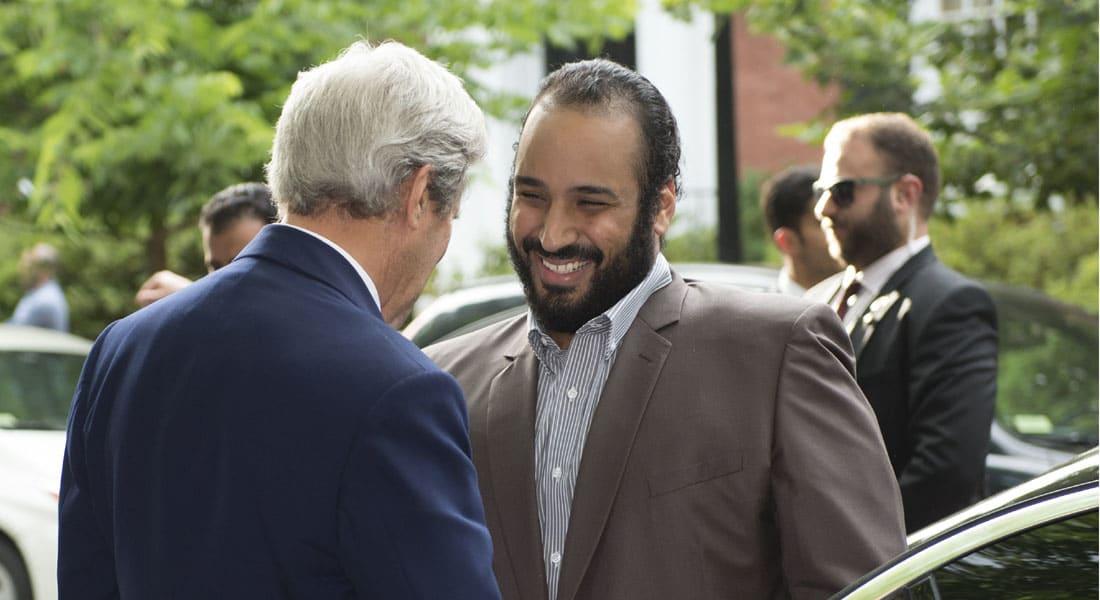 بعد لقاء الأمير محمد بن سلمان.. مسؤولون أمريكيون يؤكدون دعم أمريكا للخطوة والبرنامج الاقتصادية بالسعودية
