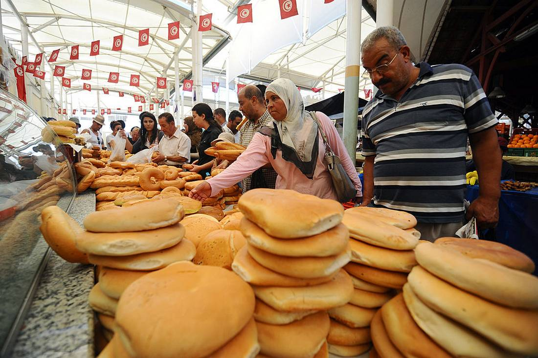 900 ألف رغيف يضيع يوميًا.. تونس تبدأ استراتيجية لتقليص تبذير الخبز