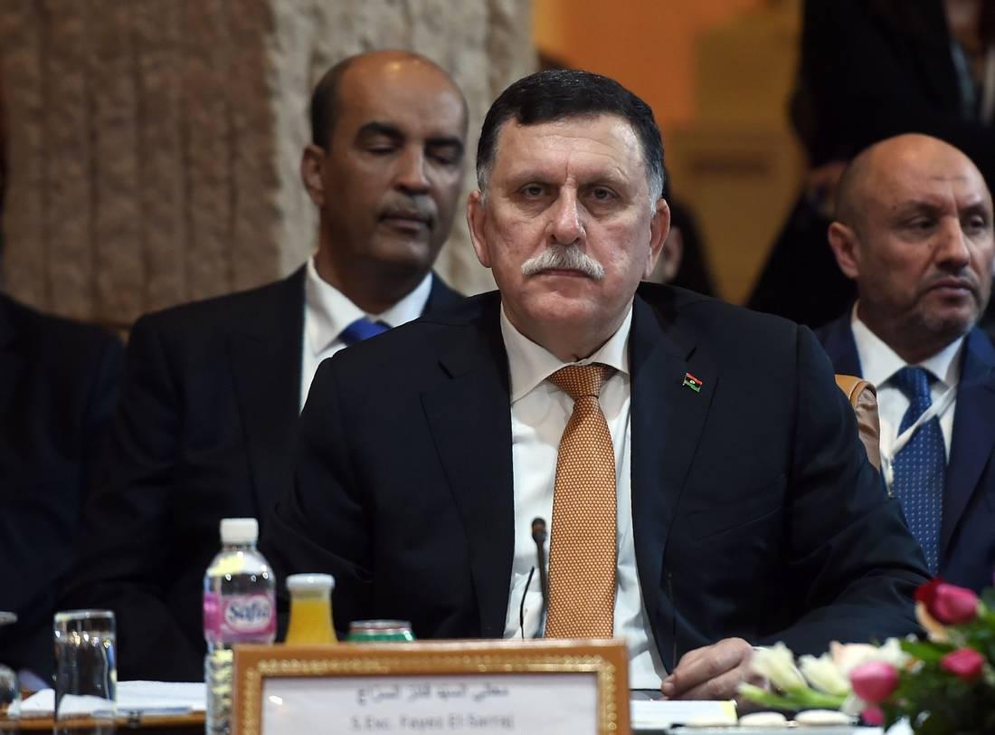 السراج: نرفض أيّ تدخل أجنبي في ليبيا.. ونناشد الدول العربية دعمنا ضد داعش