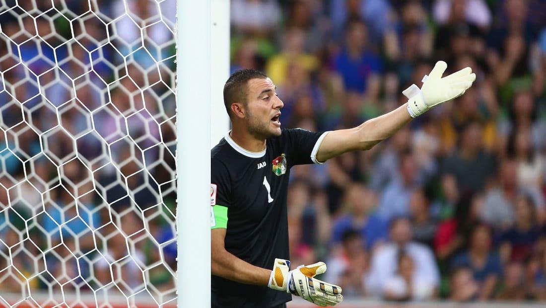 عامر شفيع ينهي رحلة التألق مع الكرة الأردنية