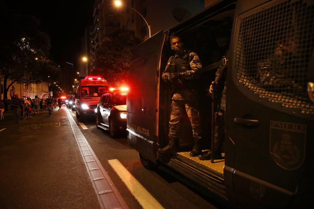 الشرطة البرازيلية تعتقل ملاكمًا مغربيًا بتهمة محاولة اغتصاب عاملتي نظافة