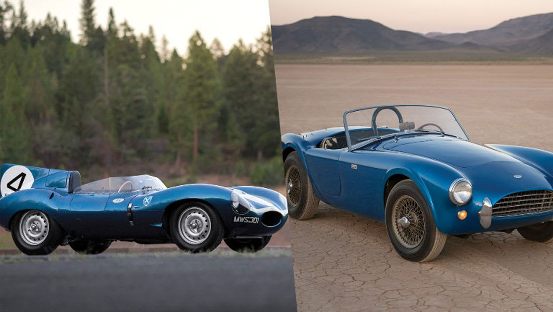 لماذا حطمت هاتان السيارتان الرياضيتان أرقاماً قياسية بأسعارهما؟