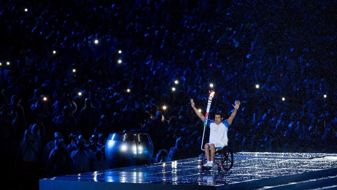 افتتاح الألعاب البارولمبية بريو وسط صافرات استهجان وحضور غفير