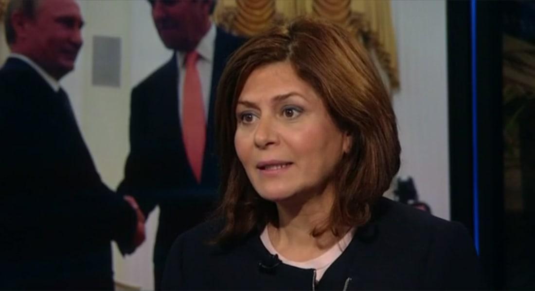 قبوات لـCNN: الحرب لن تحل مشكلة سوريا وأردنا التفاوض دوما