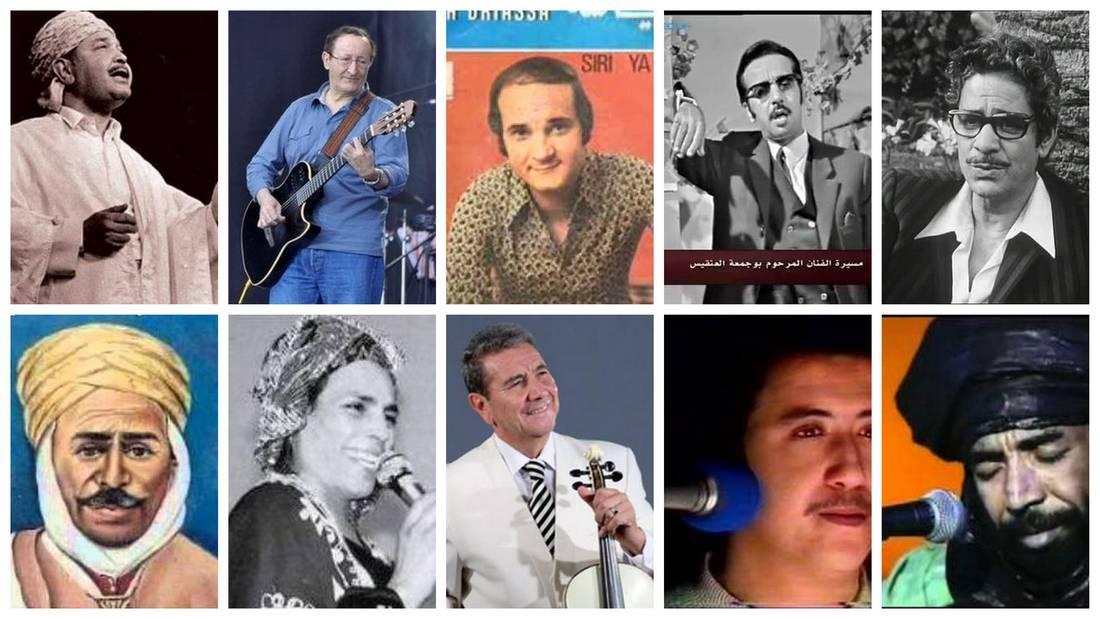 تعرّف على عشرة فنانين خلّفوا بصمتهم في تاريخ الموسيقى الجزائرية