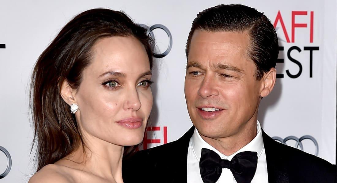 مصدر لـCNN: الممثلة أنجيلا جولي تطلب الطلاق من براد بيت