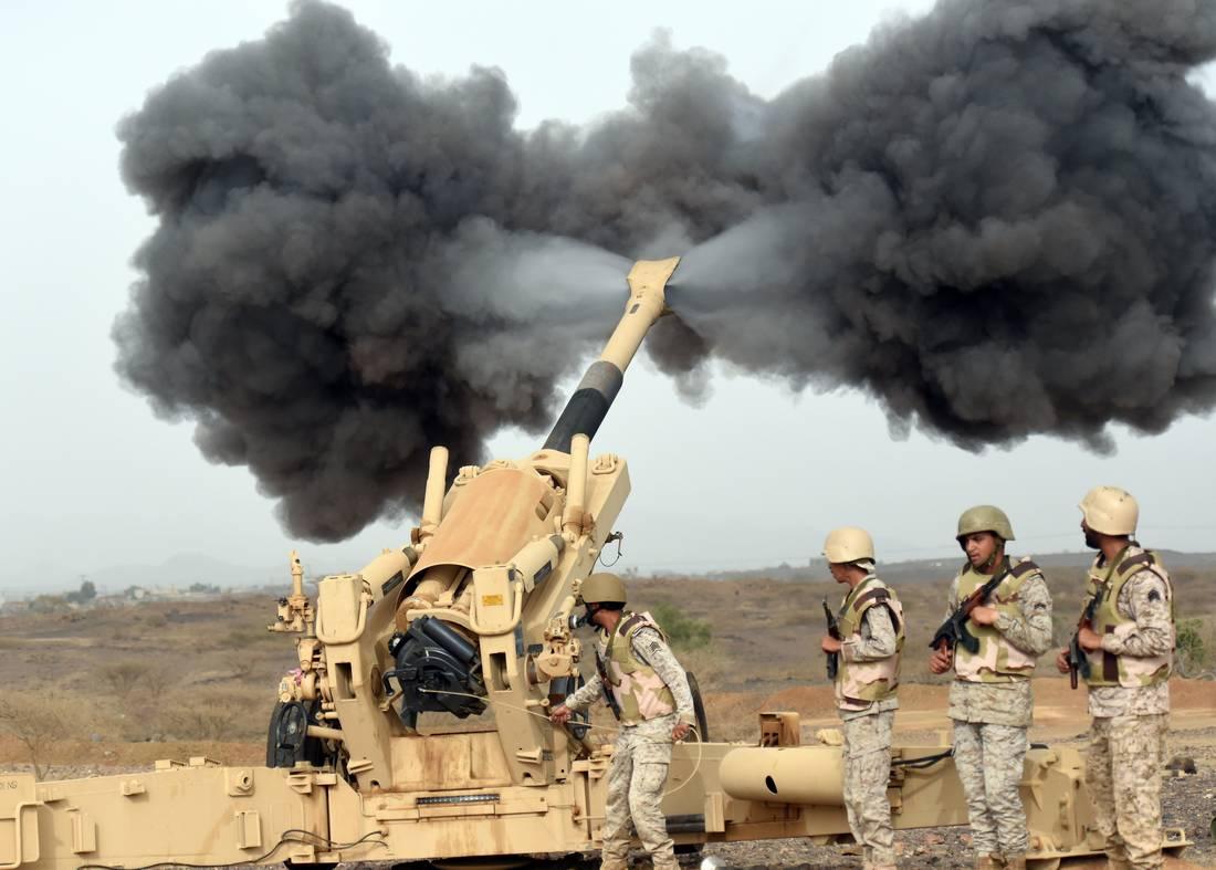 تقرير: السعودية استوردت 60 بالمئة من أسلحة والونيا البلجيكية في عام واحد
