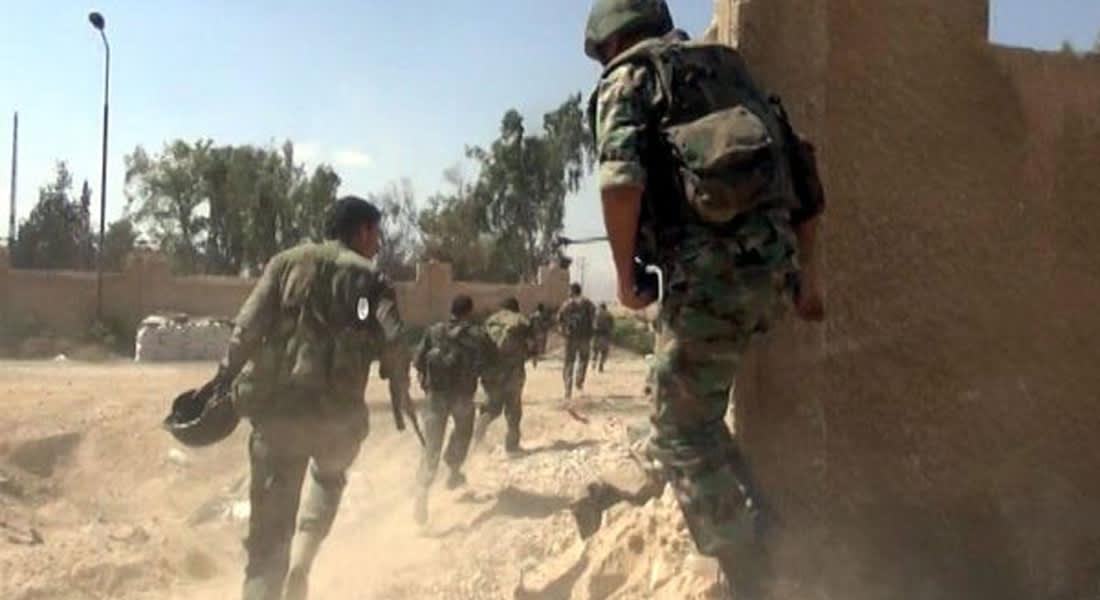 """بعد اشتباك مع """"فتح الشام"""".. الجيش السوري يسيطر على حندرات"""