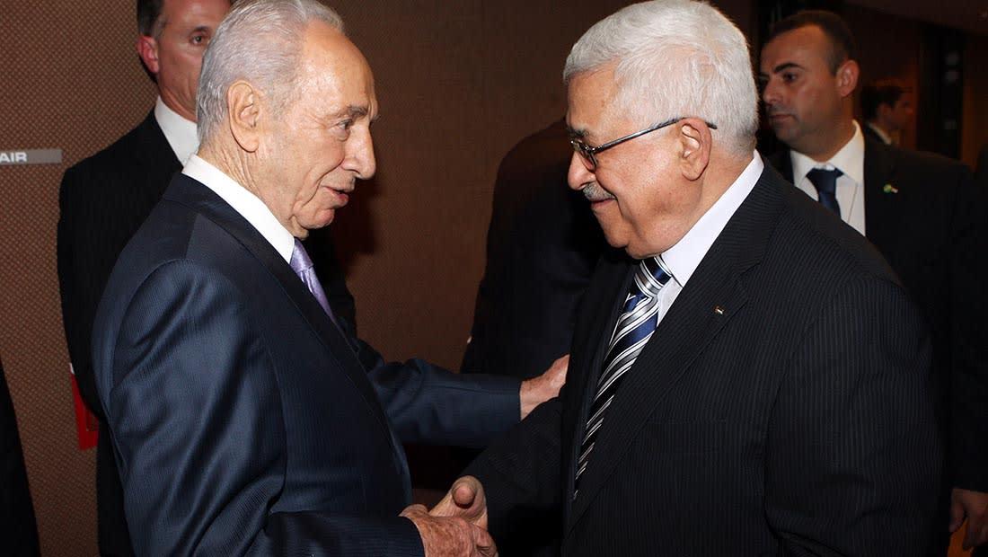 حماس تدعو عباس للتراجع عن قرار المشاركة في تشييع بيريز