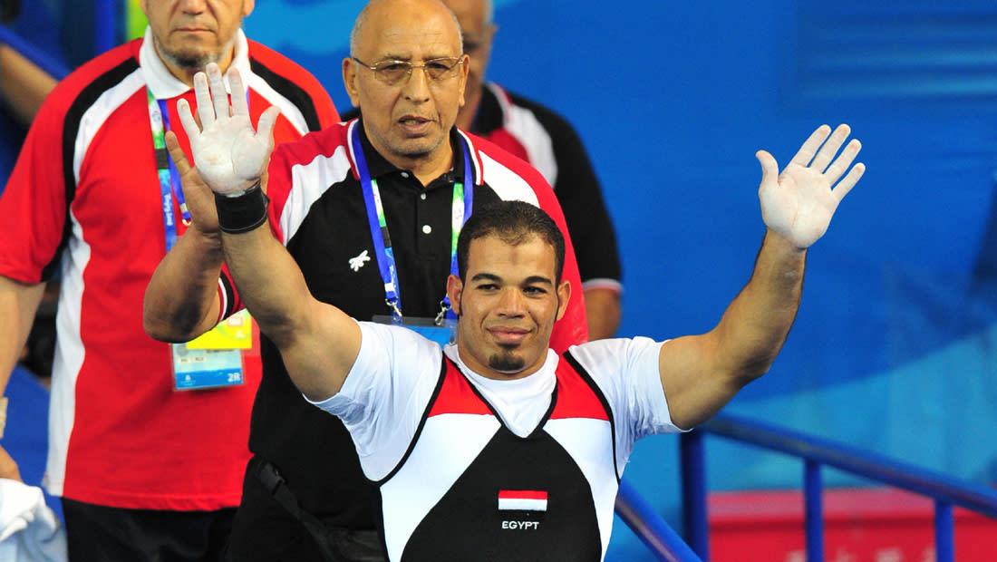 عثمان لـCNN: سعيد بكسر الرقم العالمي في البارالمبية.. وغاضب من تجاهل التلفزيون المصري