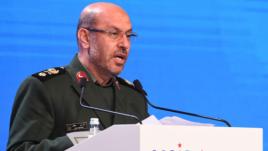 """وزير الدفاع الإيراني: السعودية """"تدعم التكفيريين"""".. ونرفض الاستسلام أمام الاعداء والمتسلطين"""
