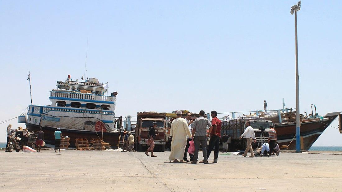 التحالف العربي: الحوثيون يستهدفون سفينة إغاثة إماراتية في باب المندب