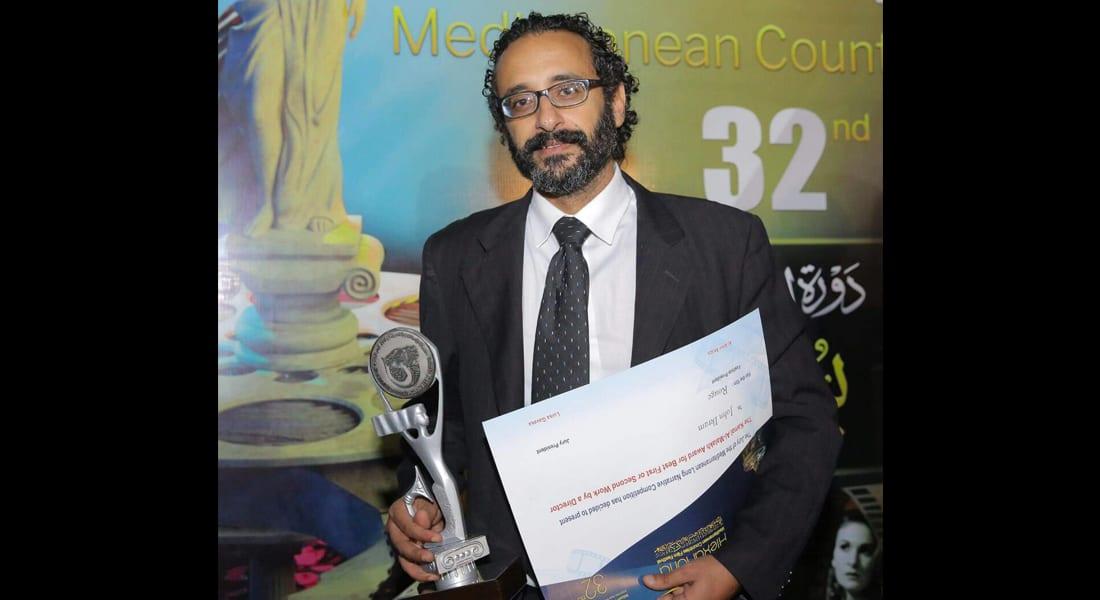"""المخرج الفائز بجائزة مهرجان الاسكندرية لـ CNN بالعربية: جائزة """"روج"""" رسالة من الله والسينمائيون يرفضون التجديد"""