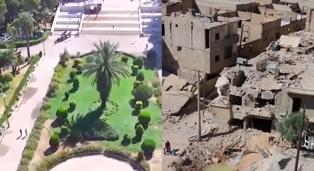"""نظام الأسد يستخدم مسلسل """"Game of Thrones"""" الأمريكي لاستقطاب السياح إلى حلب"""