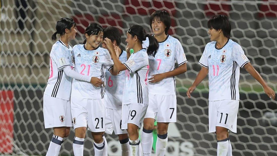 كأس العالم للناشئات.. اليابان تكتسح باراغواي وغانا تهزم أمريكا