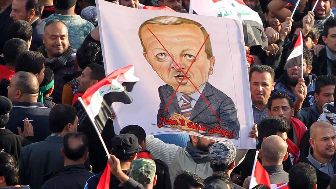 معركة كلامية بين أنقرة وبغداد حول تواجد قوات تركية في العراق