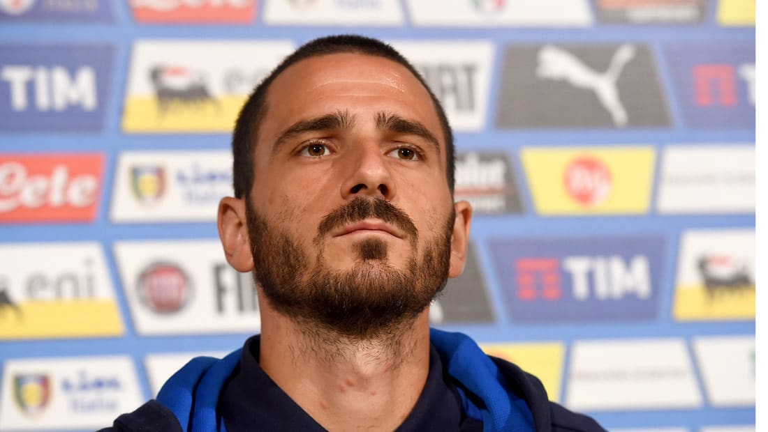 بونوتشي رفض الانتقال لليونايتد بسبب مرض ابنه