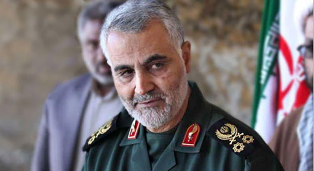 سليماني: داعش لم يتأسس للحرب في سوريا بل لمواجهة إيران