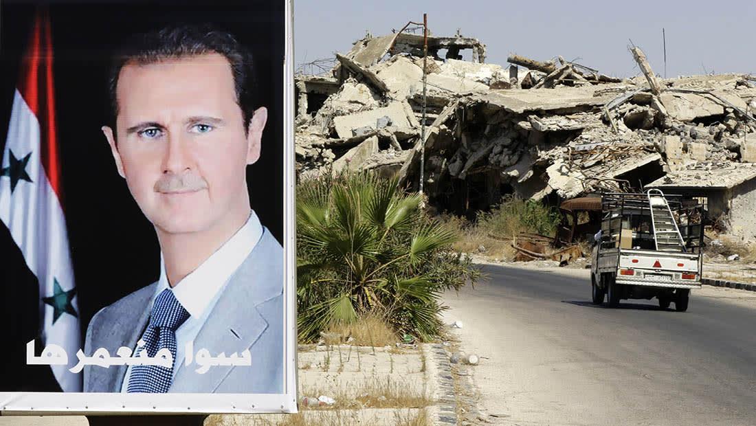 """الأسد: أنا لست سوبرمان ولست سبباً للحرب.. وأخطاء الجيش السوري """"فردية"""""""