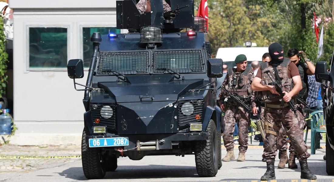 """الجيش التركي يعلن مقتل 8 جنود بهجوم للـ""""PKK"""" بولاية هكاري"""