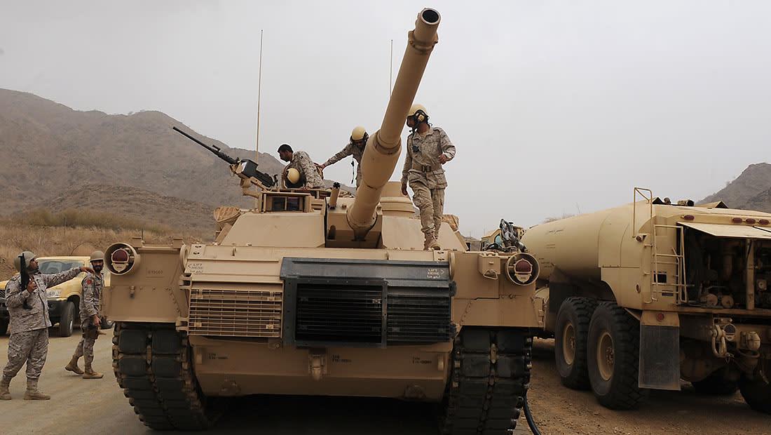 السعودية ترسل مزيداً من القوات إلى حدودها مع اليمن وسط دعوات صالح والحوثي للثأر