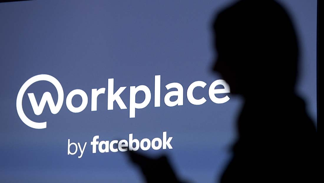 """مديرك لن يغضب بعد اليوم.. """"فيسبوك"""" تدخل المكاتب بخدمة Workplace"""