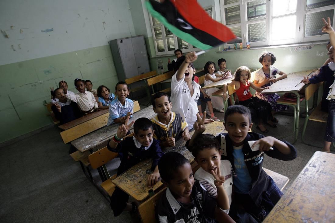 تأخر  افتتاح الموسم الدراسي في ليبيا يثير مخاوف اليونيسف