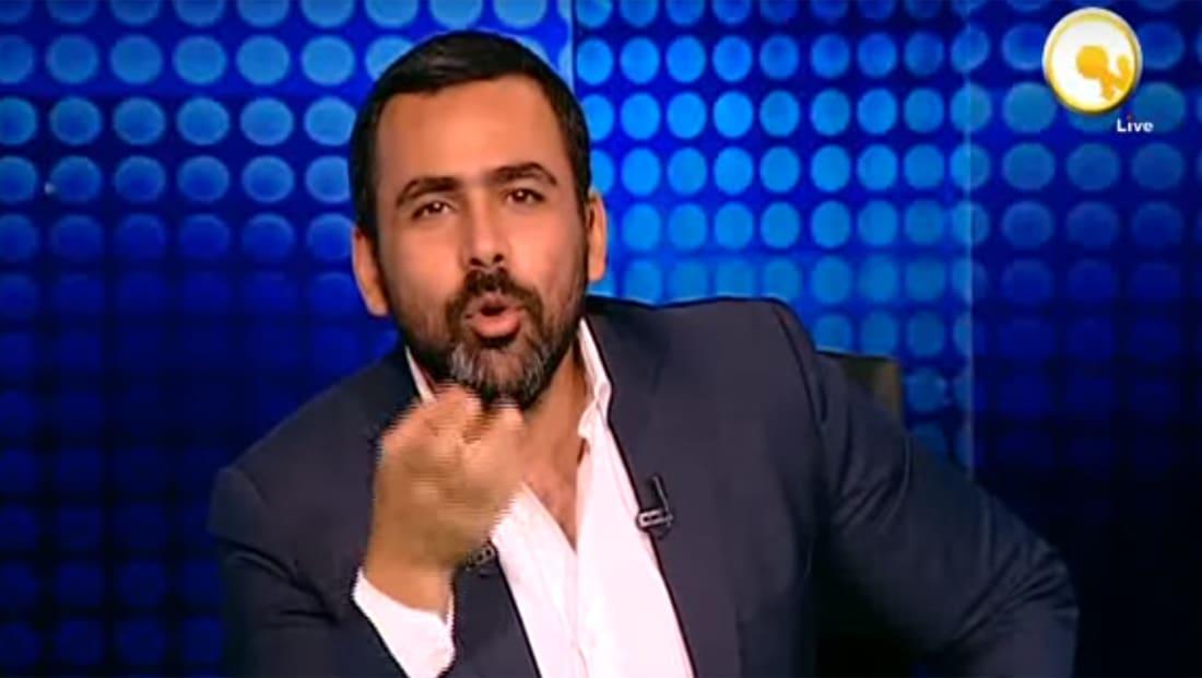 """يوسف الحسيني يثير عاصفة جدل وردود بتغريدة """"رفع اليد"""" بين مصر والسعودية"""