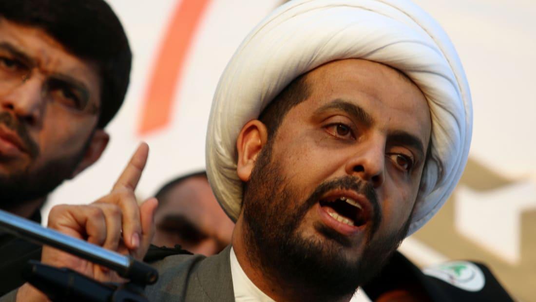 قيس الخزعلي: انتصارات الحشد سببها الحسين وتحرير الموصل انتقام من قتلته