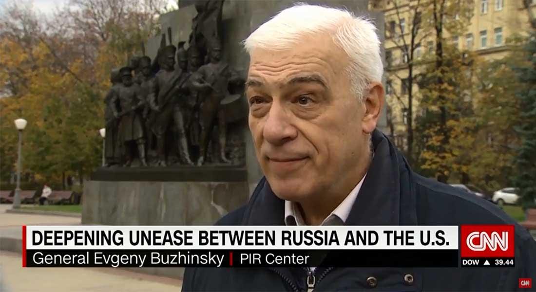 جنرال روسي متقاعد لـCNN: دافع روسيا بسوريا والعالم بسيط