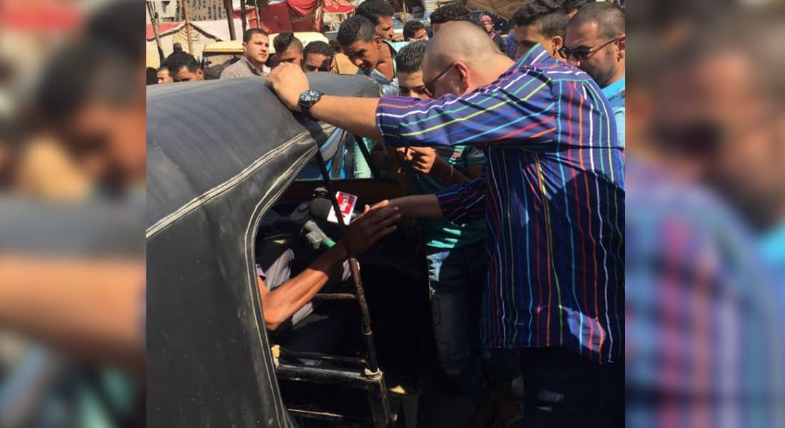 """عمرو الليثي يغيب بعد فيديو """"خريج التوك توك"""".. لكن ما الأسباب؟"""