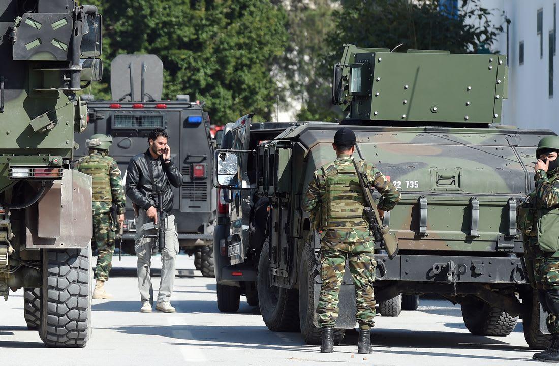 تونس تمدّد في حالة الطوارئ ثلاثة أشهر إضافية