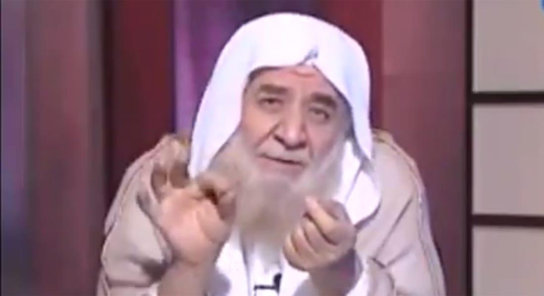 العرعور: داعش محصن بالموصل والقصف لقتل أهلها