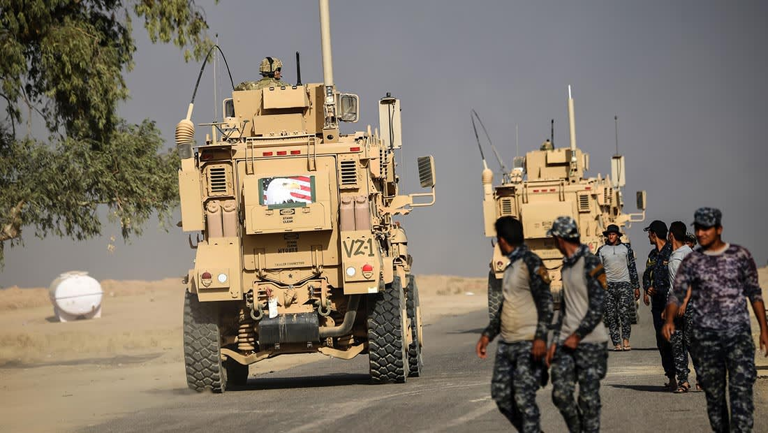 البنتاغون: مقتل جندي أمريكي إثر إصابته في انفجار شمال العراق