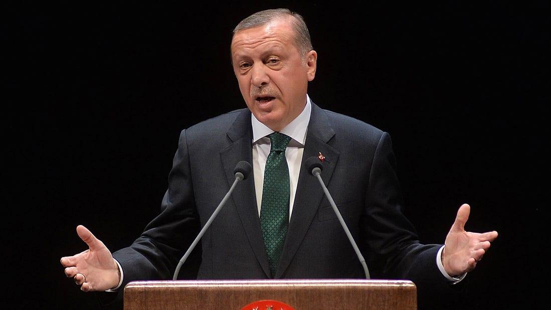 أردوغان: سنتقدم إلى الباب ومنبج ثم الرقة