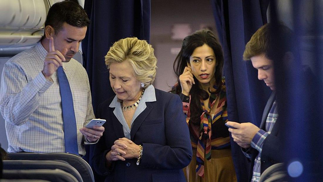 """تحقيق جديد لـ""""FBI"""" في رسائل مرتبطة بقضية بريد هيلاري كلينتون"""